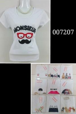 T-shirt ျဖဴ