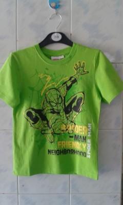 Spider  man  T  shirt