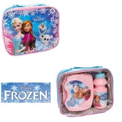 Frozen  3  pc  lunch  bag  set