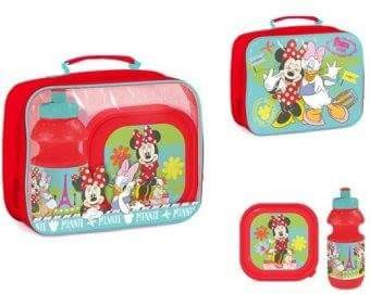 minnie  mouse  3  pc  lunch  set